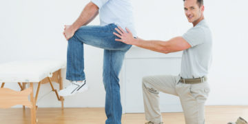 Customized Physical Therapy Can Ease Lower Back Pain